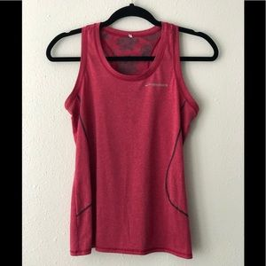 Brooks tank pink size small